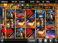 At The Copa Slots Apple and  Android
