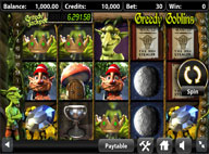 Greedy Goblins Slots Apple and  Android